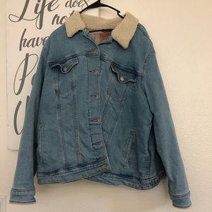 Jackets & Blazers - Levi's Jean jacket